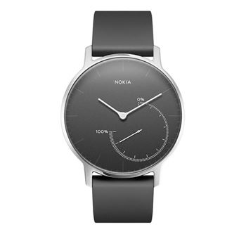 Smartwatch Withings Steel 36 mm Negro
