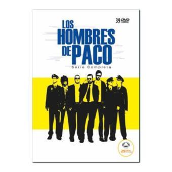 Los hombres de Paco  Temporadas 1-9 - DVD