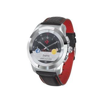 Smartwatch Mykronoz ZeTime Negro Rojo - Plata
