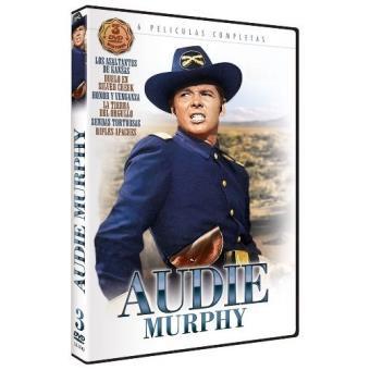 Pack Audie Murphy - DVD