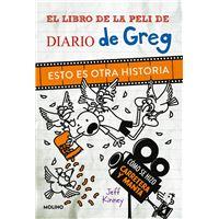El libro de la peli de Diario de Greg - Esto es otra historia