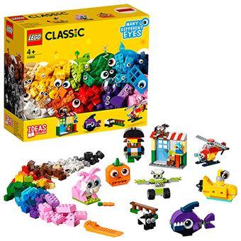 LEGO Classic 11003 Ladrillos y Ojos