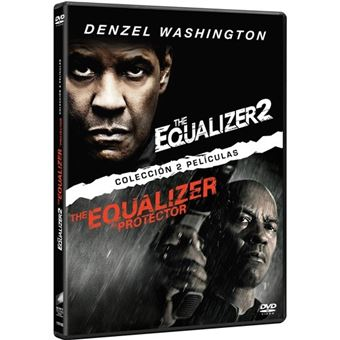 Pack The Equalizer 1-2 - DVD