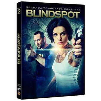 Blindspot  Temporada 2 - DVD