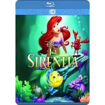 La sirenita - Edición diamante - Blu-Ray