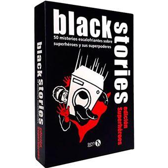 Black Stories - Superhéroes