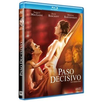 Paso decisivo - Blu-Ray
