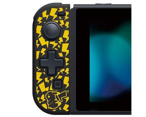 Joycon-Pikachu