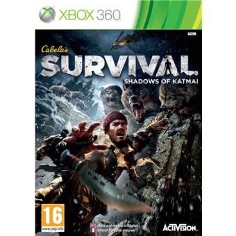 Cabela's Survival: Shadow of Katmai pack Xbox 360