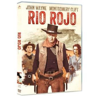 Río Rojo - DVD