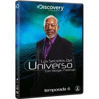 Secretos del Universo - Temporada 6 - DVD