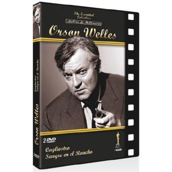 Pack Estrellas de Hollywood: Orson Welles - DVD