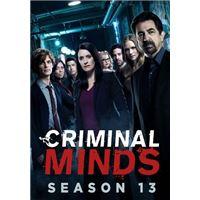Mentes Criminales  Temporada 13 - DVD