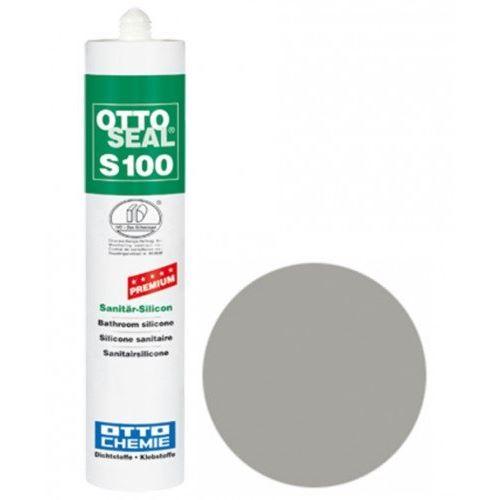 OTTO CHEMIE OTTOSEAL S100 C706 Gris ciment 31 (interne) en Silicone couleur Mastic
