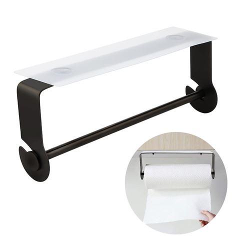 Porte-serviettes en papier pour cuisine et salle de bain