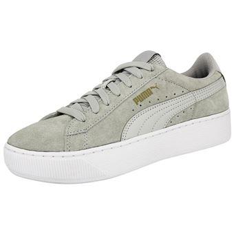 Puma VIKKY PLATFORM Chaussures Mode Sneakers Femme Cuir