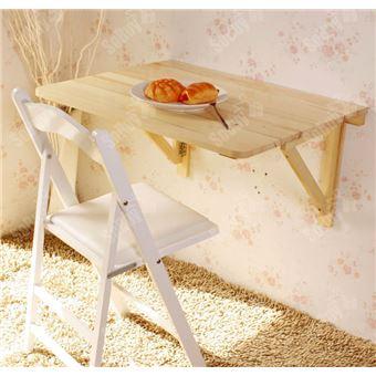 Sobuy Fwt04 W Table Murale Rabattables Table De Cuisine Pliante