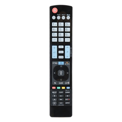 Télécommande de TV en ABS pour LG LCD TV AKB73615306 / AKB72615379 / AKB72914202