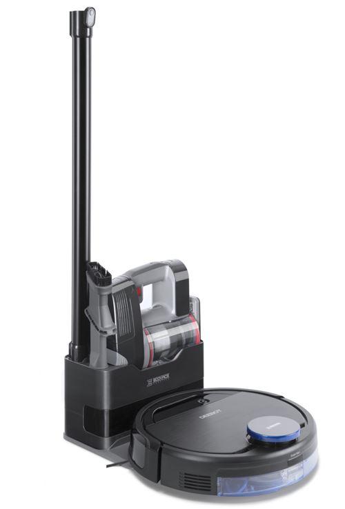 Aspirateur robot Ecovacs Deebot Pro 930 2 en 1 Noir