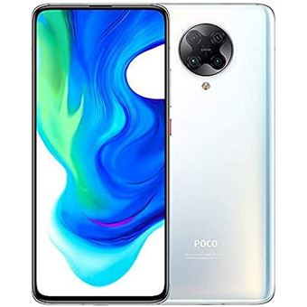 Xiaomi POCO F2 Pro 5G Smartphone 6GB RAM 128GB ROM Qualcomm Snapdragon 865 64MP Quad Rear Caméra AI 8K Vidéo 6.67 AMOLED 4700 mAh(typ) Blanc [Version Globale]