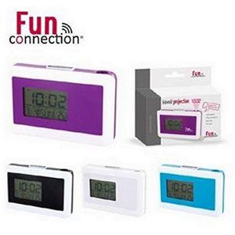 Calendrier Digital.Reveil Projection Digital Horloge Alarme Calendrier Deco