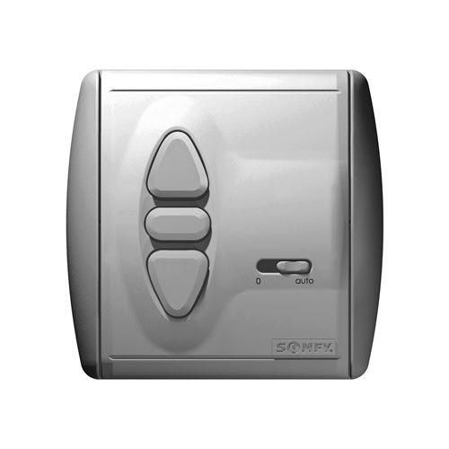 Interrupteur récepteur radio Centralis Uno RTS - Somfy - Reconditionné