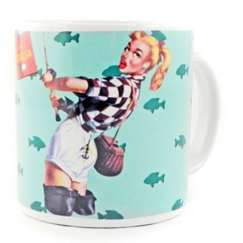 Mug That's Italia Pin-up