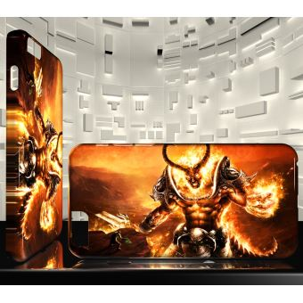 Coque compatible pour iphone SE 2020 World of Warcraft WOW 11