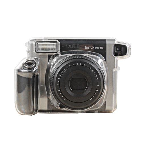 Étui de protection antichoc transparent pour Fujifilm Instax Mini Wide 300