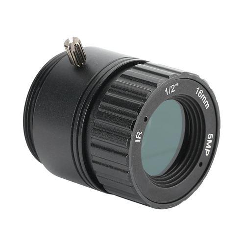 Objectif Focale Fixe 16 mm 5MP Pour Caméra CCTV de Sécurité Surveillance