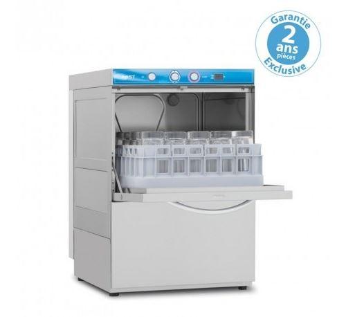 Lave Verre Bar avec adoucisseur - affichage digital - panier 350 x 350 mm - Elettrobar - 220V monophase