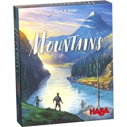 Haba jeu de cartes Mountains De