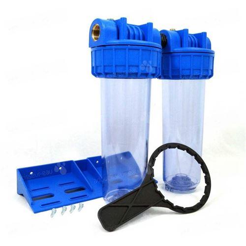 Double porte filtre à eau 93/4 - 20/27F