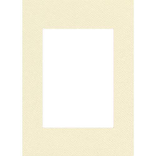 Hama - 63308 - Passe-partout Premium, ivoire, 15 x 20 cm