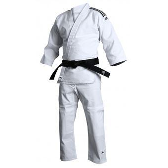 Kimono de judo Adidas Training blanc judo Blanc taille : 190cm réf : 23068