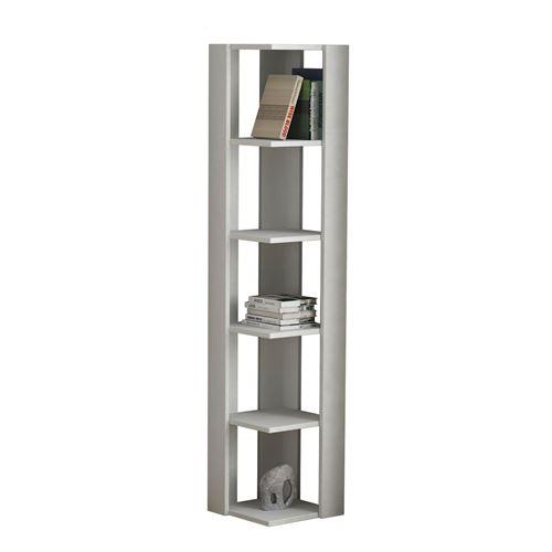 Bibliothèque Nati 161 cm - Blanc