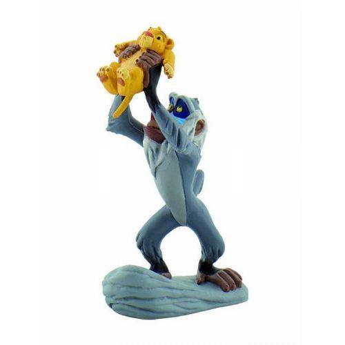 Bullyland Rafiki avec la figurine de bébé Simba
