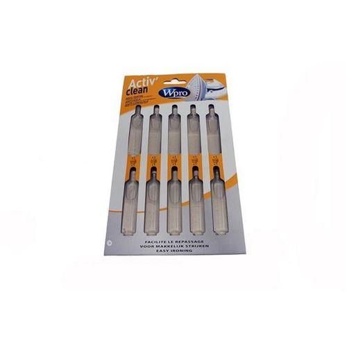 Lot de 10 doses anti-tartre SIM010 Accessoires et entretien 484000008408 WPRO - 131682