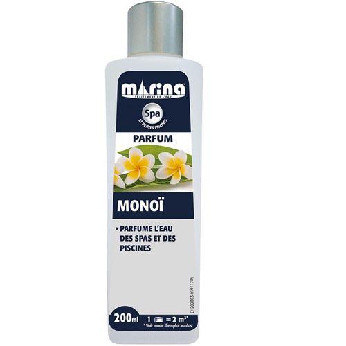 Parfum pour spa et piscines Monoï - Marina 200ml