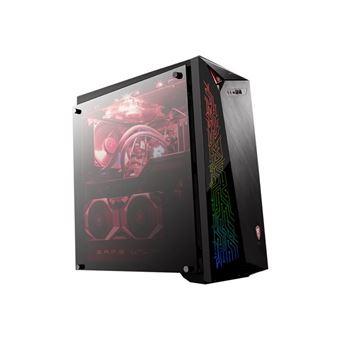 MSI Infinite X Plus 9SE 481MYS - Towermodel - Core i7 9700KF - RAM 16 GB - SSD 1 TB, HDD 2 TB - DVD SuperMulti - GF RTX 2080 SUPER - GigE, 802.11ax - WLAN: Bluetooth, 802.11ax - Windows 10 Home - monitor: geen