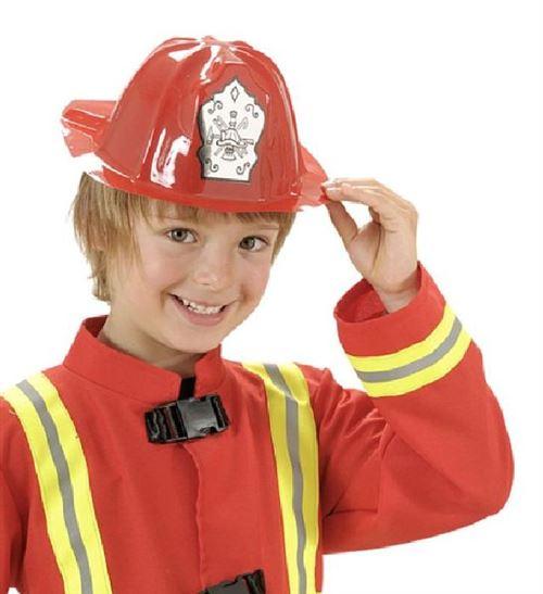 12 Casques de pompier enfant 2/8 ans