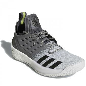 new concept 2f08c 1e49c Chaussure de Basketball adidas James Harden Vol.2 Concrete gris pour homme  Pointure - 45 1 3 - Chaussures et chaussons de sport - Achat   prix   fnac
