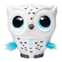 Figurine interactive Owleez Blanc
