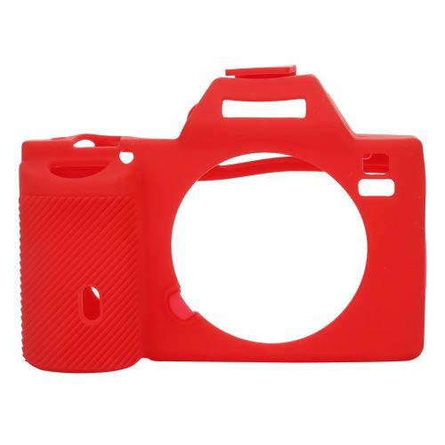 Etui de Protection En Silicone Pour Sony A7R / A7 / A7S (Rouge)