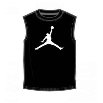 more photos dbd23 7b783 Débardeur de Basketball pour enfant Jordan Core Jumpman Noir taille 6 ans -  Hauts, T-shirts et débardeurs de sport - Achat   prix   fnac