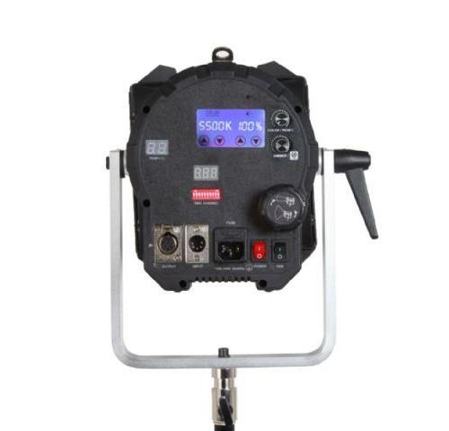 Led 1600tdx Bi Cll Projecteur Sur Secteur Variateur Falcon Eyes Avec Fresnel Color LMpzSUjqVG