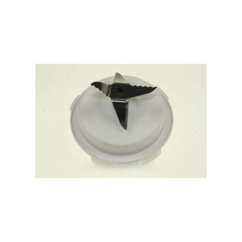 embase blanc + couteau pour mixeur blender seb