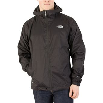 revendeur 643d8 60f17 The North Face Homme Quest Logo Zip Jacket, Noir