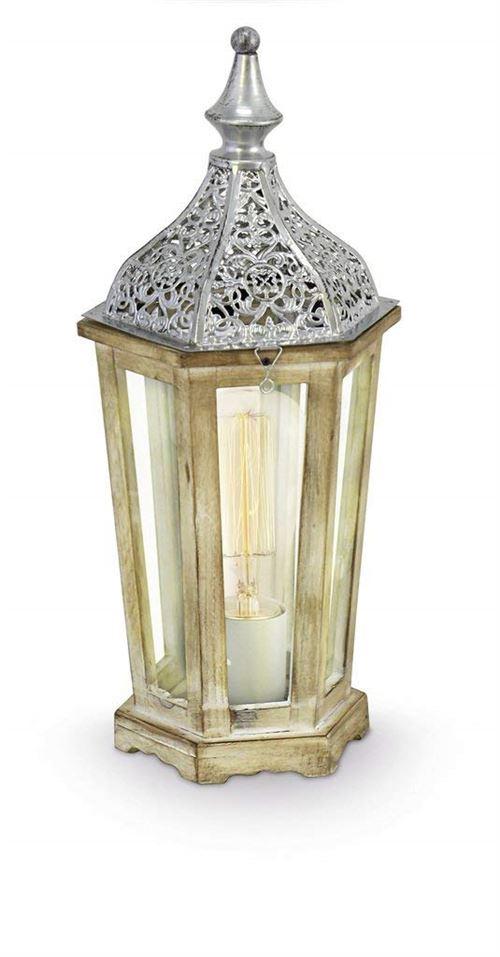 Eglo Lampe 49277 intérieur, argent