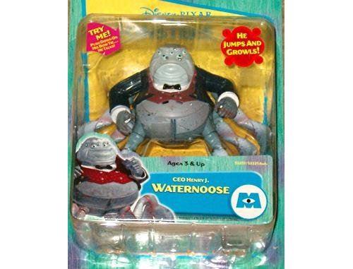 Henry J. Waternoose, PDG de Monsters, Inc Figure de 6 pouces